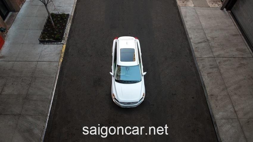 Volvo XC60 Noc Xe
