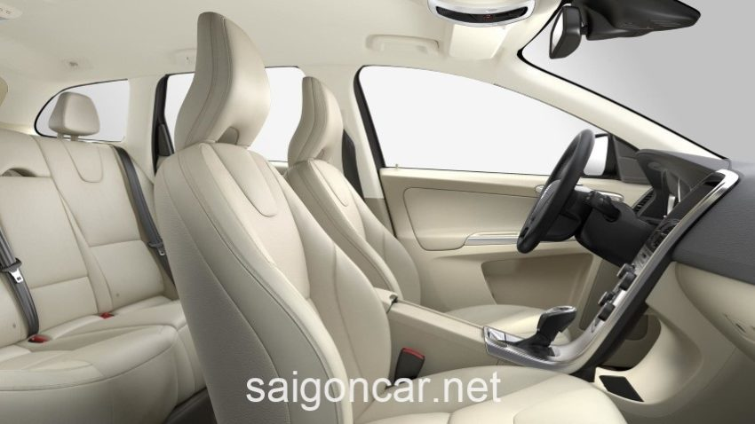 Volvo XC60 Noi That Trang