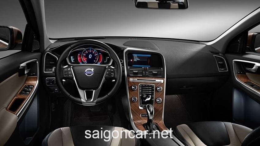 Volvo XC60 Tap Lo