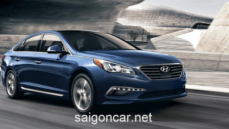 Hyundai Sonata Tieu Bieu