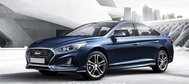 Hyundai Sonata Tong Quan