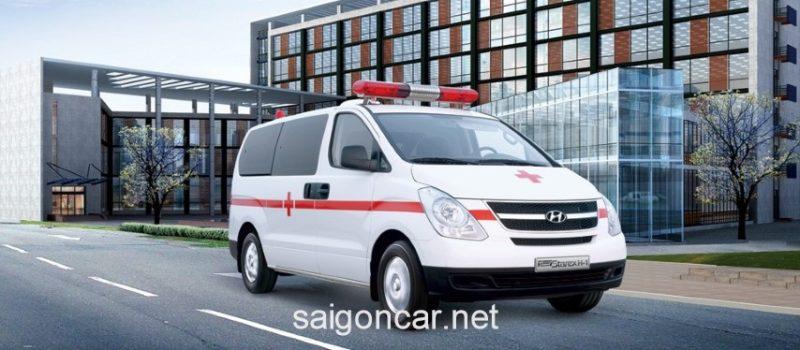Hyundai Starex Cuu Thuong