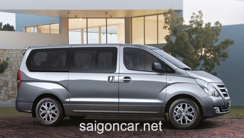 Hyundai Starex Hong Xe