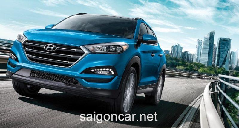Hyundai Tucson Dau Xe