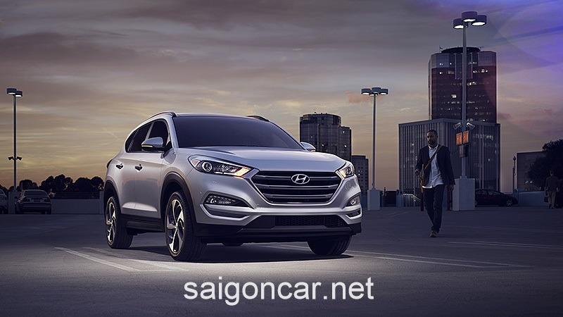 Hyundai Tucson Tong Quan