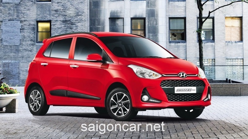 Hyundai i10 Hong Do