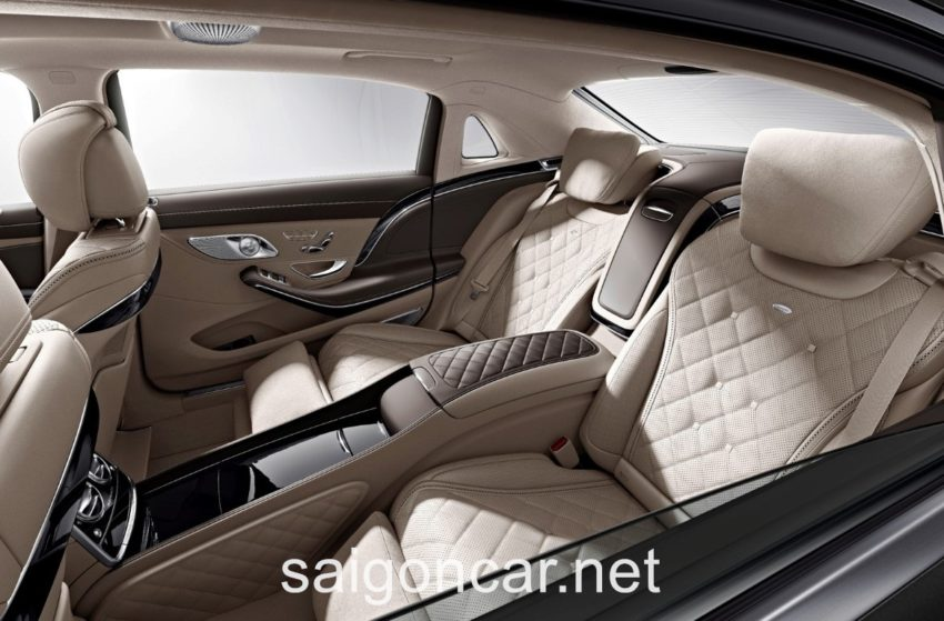 Maybach S 600 Hang Ghe