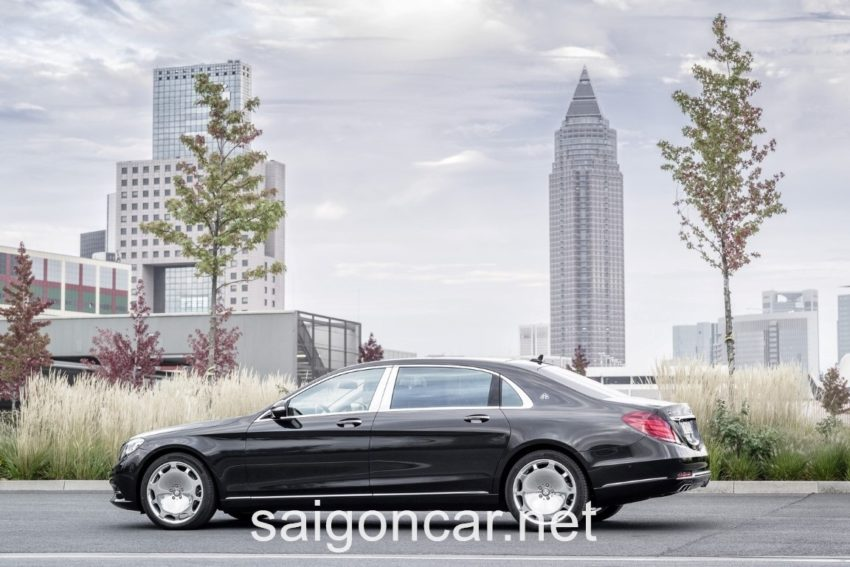 Maybach S 600 Hong Tai
