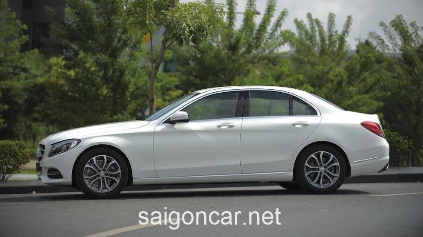 Mercedes C200 Hong Trang