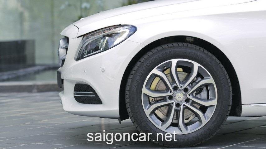 Mercedes C200 La Zang