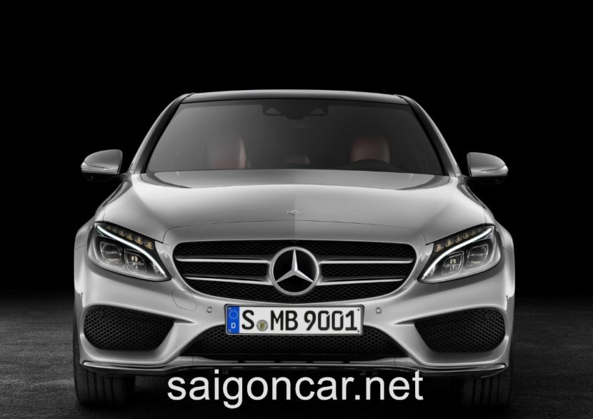 Mercedes C250 Dau Xe 2