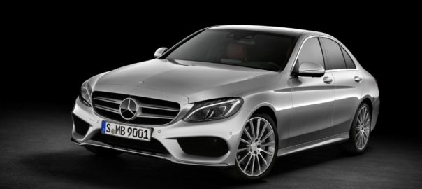 Mercedes C250 Dau Xe