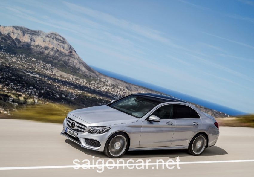 Mercedes C250 Dong Co 3