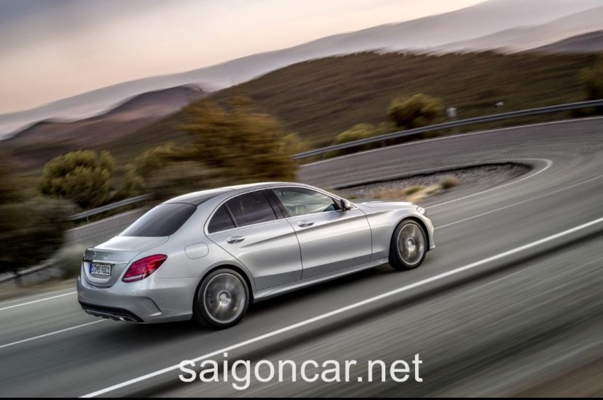 Mercedes C250 Dong Co