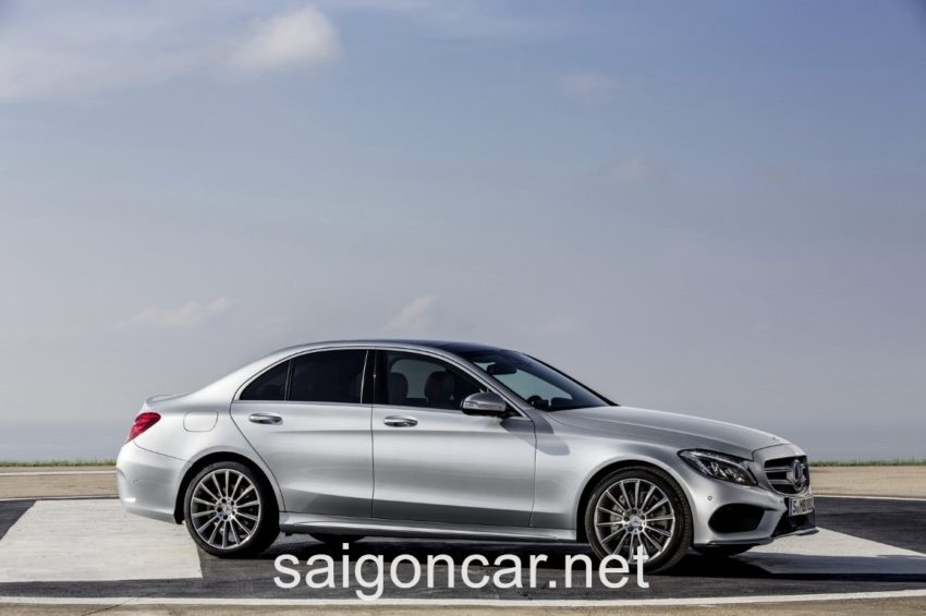 Mercedes C250 Hong Phu