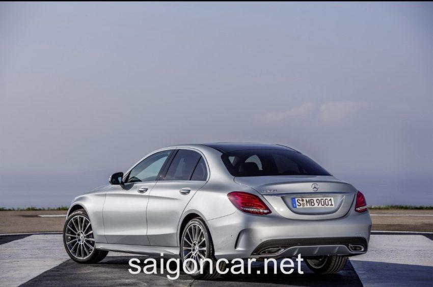 Mercedes C250 Hong Xe 2