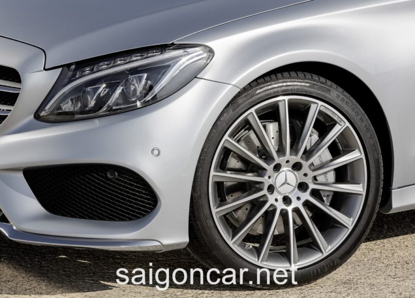 Mercedes C250 La Zang