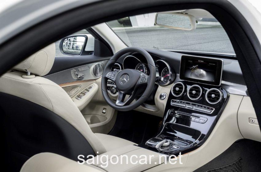 Mercedes C250 Noi That 2