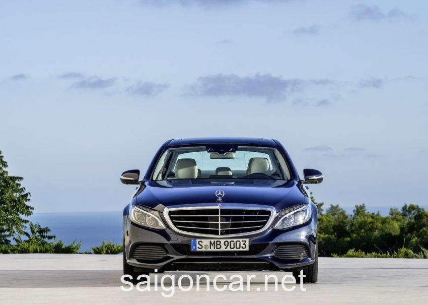 Mercedes C300 Dau Xe