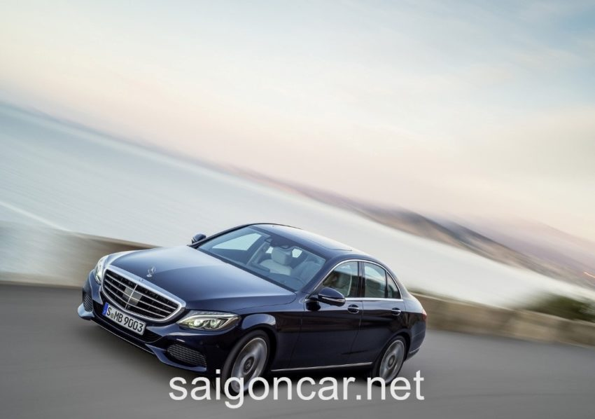 Mercedes C300 Dong Co 2