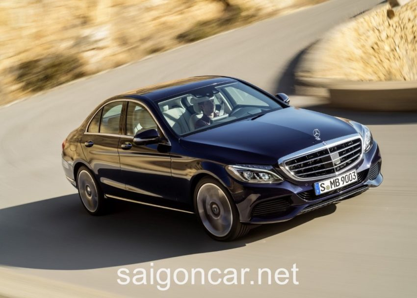 Mercedes C300 Dong Co 3