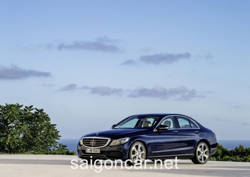 Mercedes C300 Dong Co