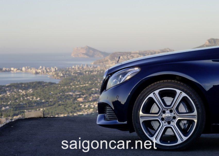 Mercedes C300 La Zang
