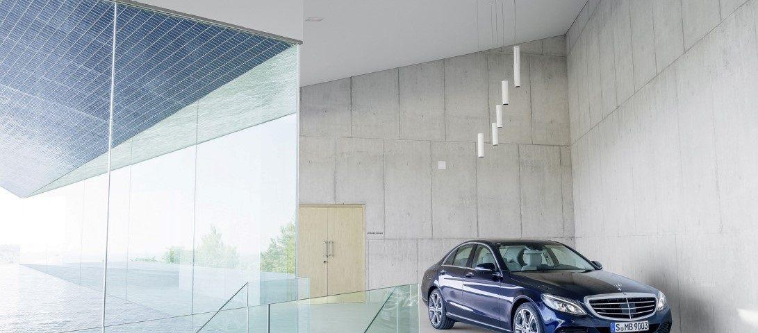 Mercedes C300 Tong Quan