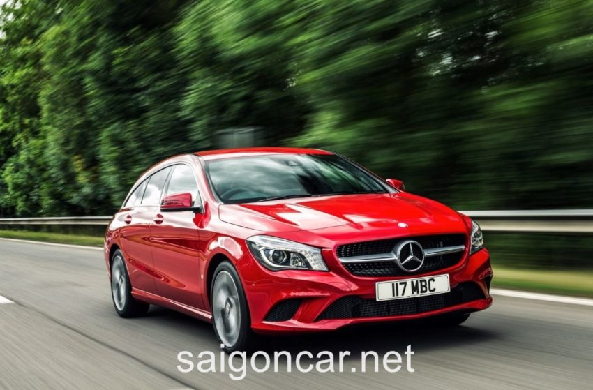 Mercedes CLA 200 Dong Co