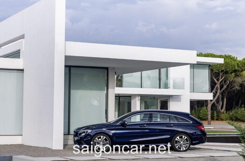 Mercedes CLA 250 Hong Tai