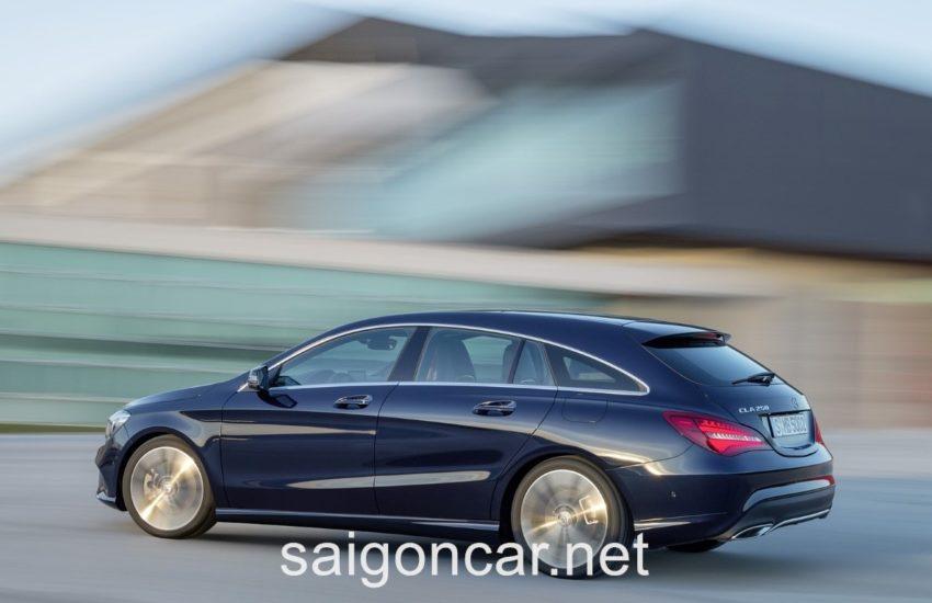 Mercedes CLA 250 Hong Xe 3