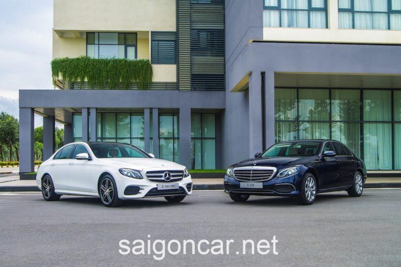 Mercedes E200 Tong Quan 3