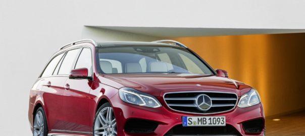 Mercedes E250 Den Xe