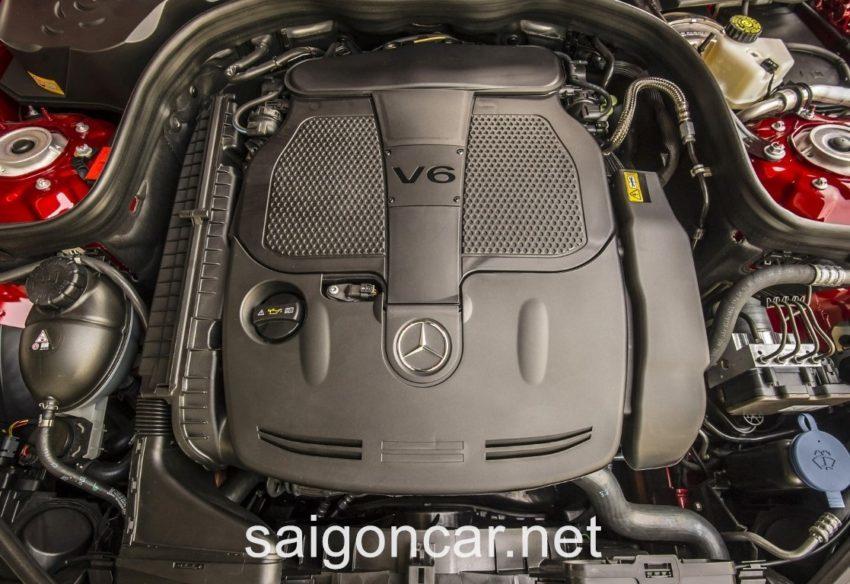 Mercedes E250 Khoang May