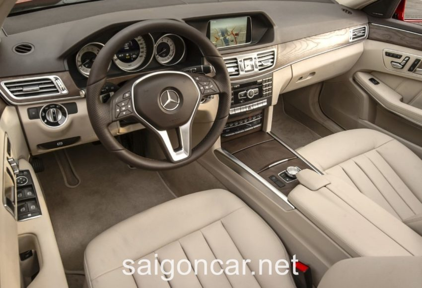 Mercedes E250 Noi That