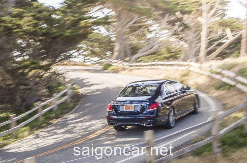 Mercedes E300 An Toan 2