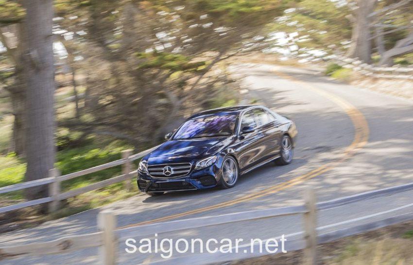 Mercedes E300 An Toan