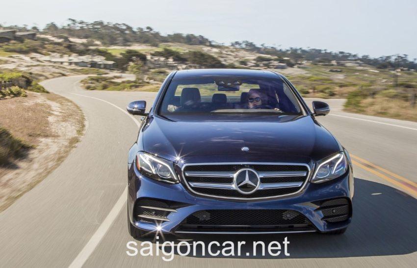 Mercedes E300 Dau Xe 2