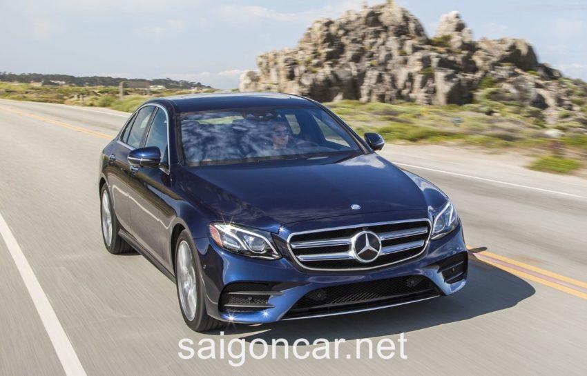 Mercedes E300 Dau Xe