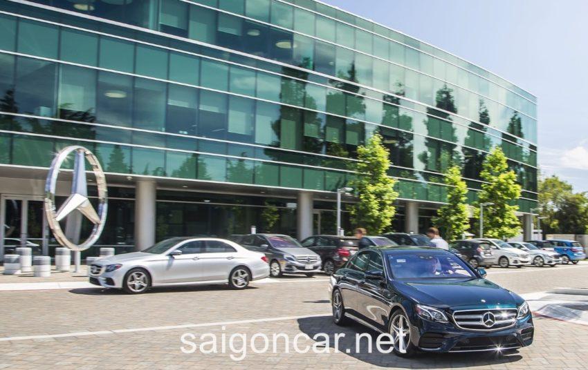 Mercedes E300 Tong Quan 2