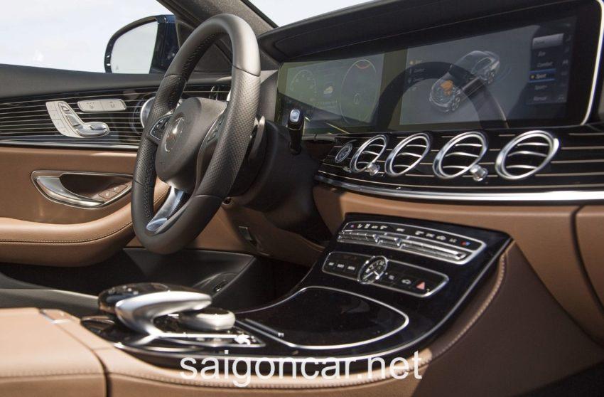 Mercedes E300 Vo Lang