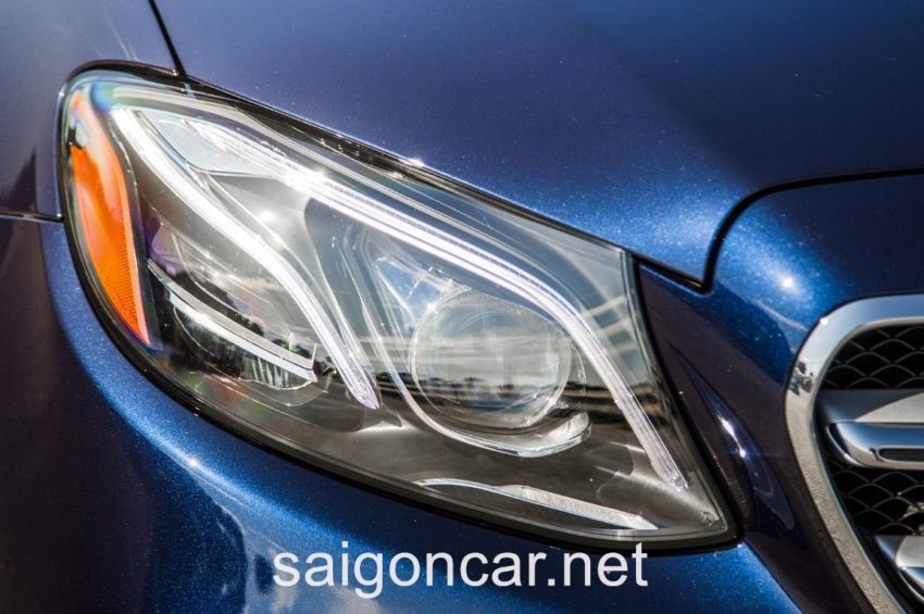 Mercedes E300 Xi Nhan