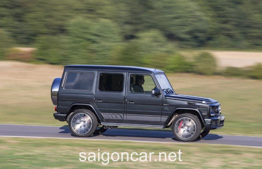 Mercedes G63 Dong Co 2