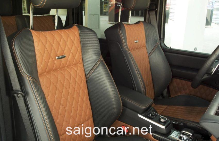 Mercedes G63 Hang Ghe 1