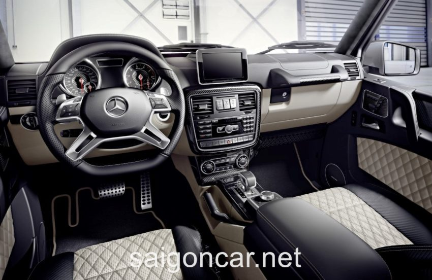 Mercedes G63 Noi That