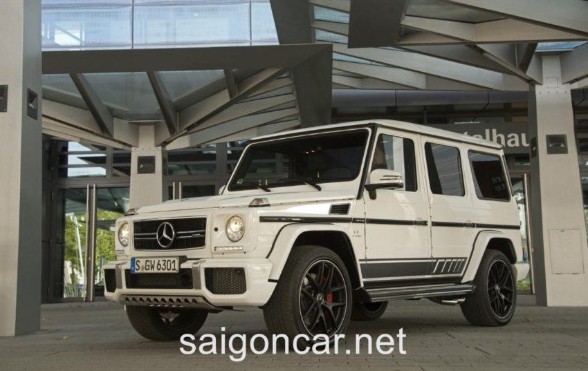 Mercedes G63 Tong Quan 2