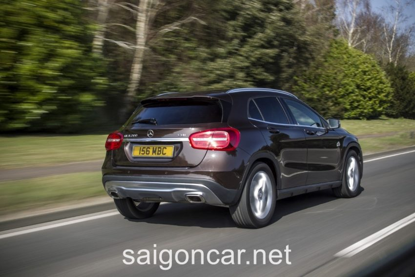 Mercedes GLA 200 Dong Co