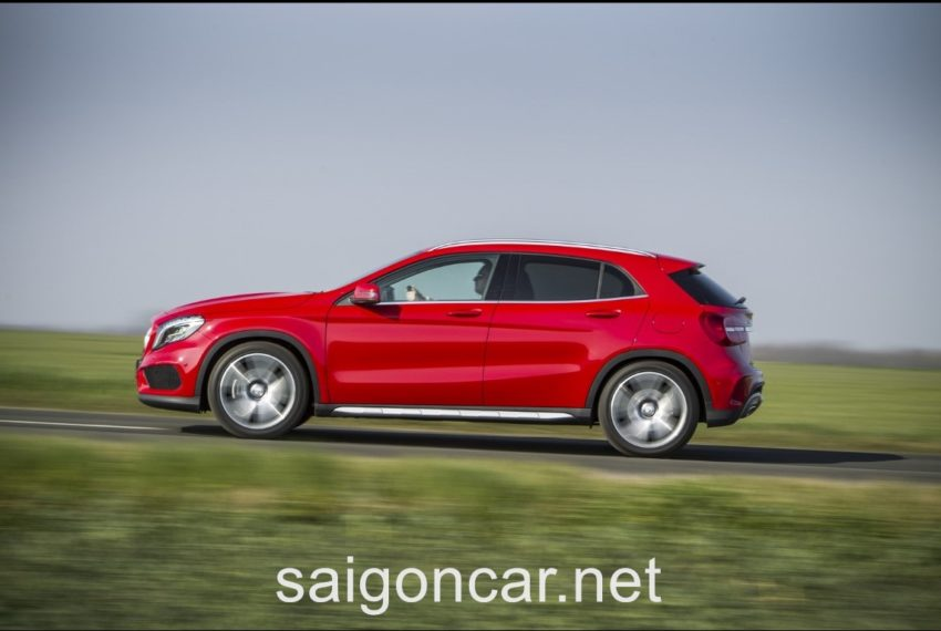 Mercedes GLA 250 Dong Co 3