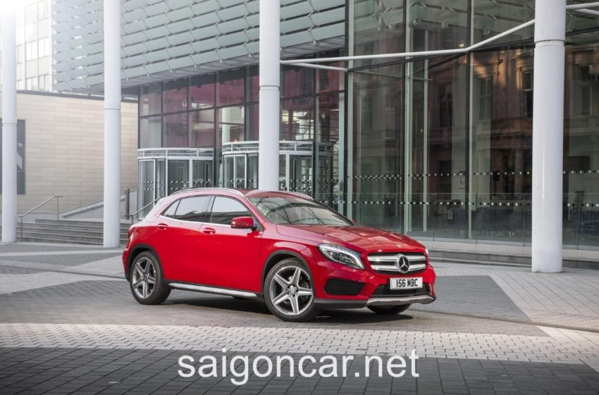 Mercedes GLA 250 Hong Phu
