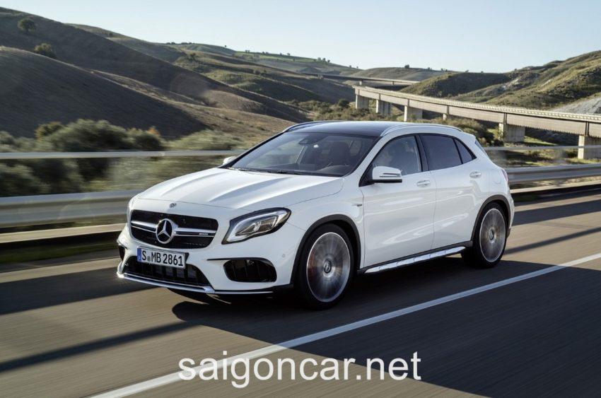 Mercedes GLA 45 An Toan